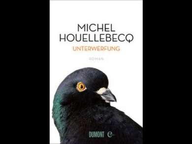 Cover Houellebecq