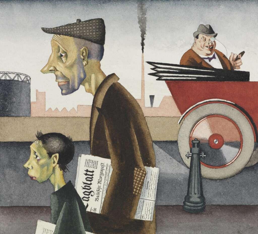BKF_Presse_Georg_Scholz_Arbeit_schaendet_1921