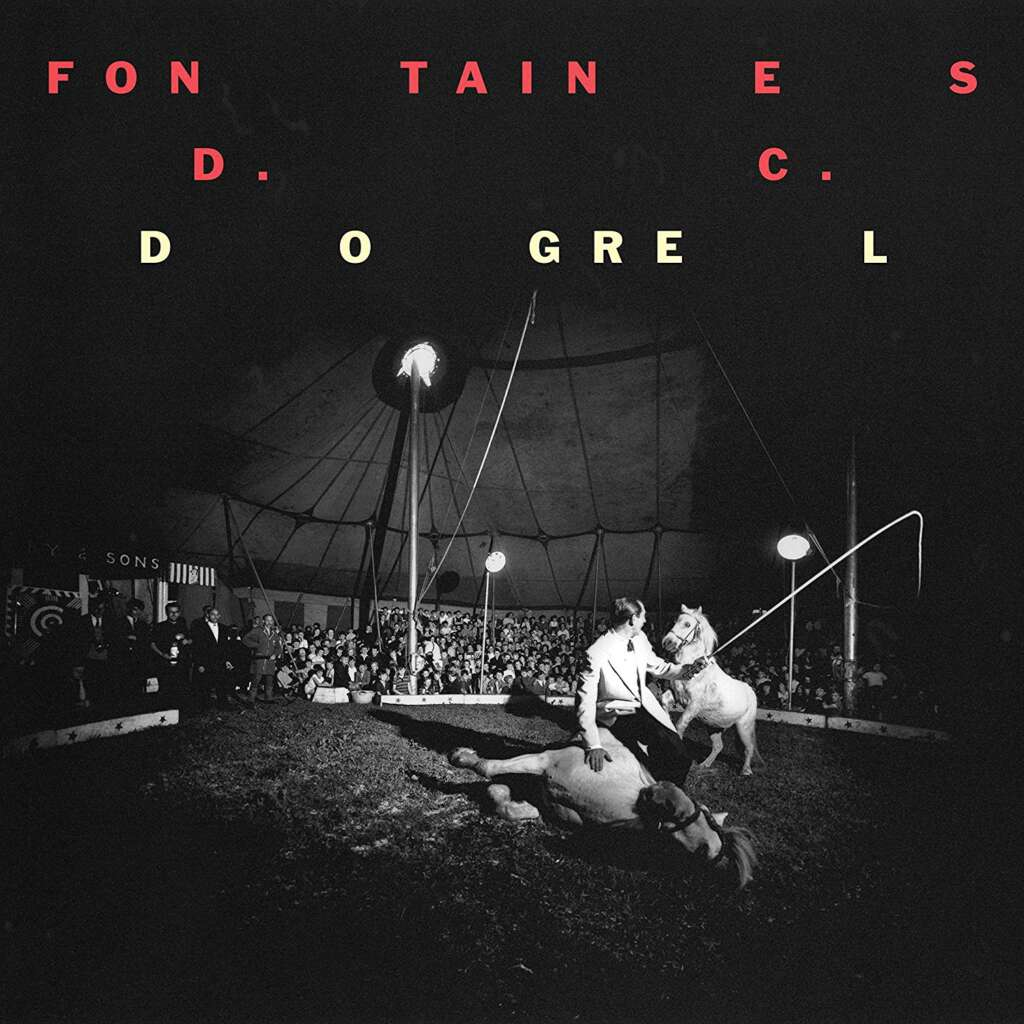 Cover Fontaines D.C.