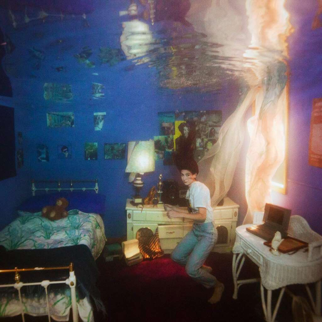 Cover Weyes Blood
