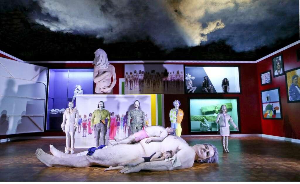 Die Stücke bringen Sibylle Bergs Wonderland Ave zur Uraufführung