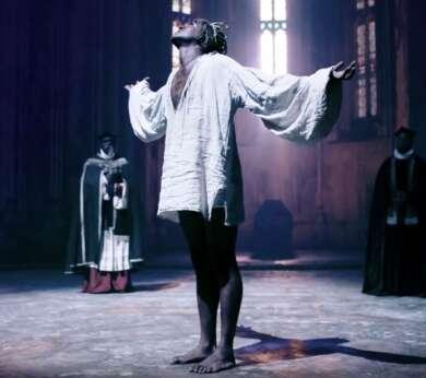 """In """"Dark Ballet"""" inszenieren Madonna und Mykki Blanco Hoffnungsbilder für marginalisierte Identitäten"""