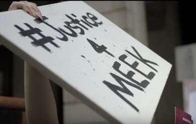 Free Meek –Dokumentation über die Verfahren gegen Meek Mill