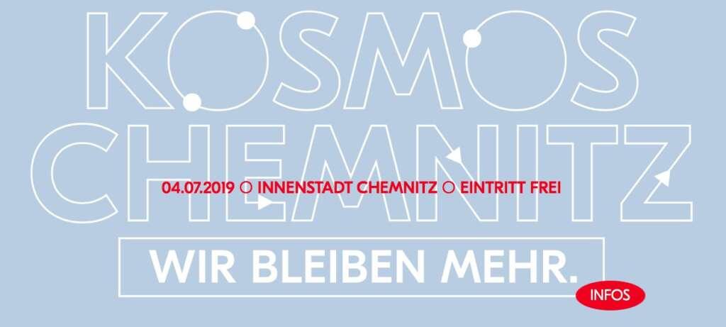 Kosmos Chemnitz Logo