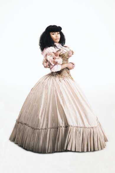 """Nicki Minaj hat mit Tekashi 6ix9ine den Song """"Trollz"""" veröffentlicht."""