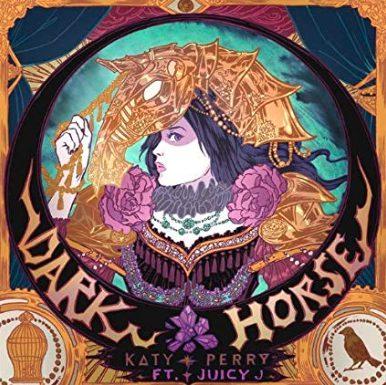 """Katy Perrys Song """"Dark Horse"""" ist ein Plagiat. Das hat eine Jury am Dienstag entschieden. Nun muss Perry den Rapper Flame finanziell entschädigen."""
