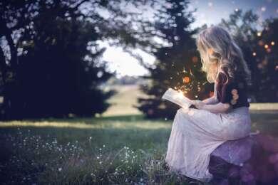 Vorlesen Buch Mädchen