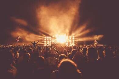 Fotos auf Festival
