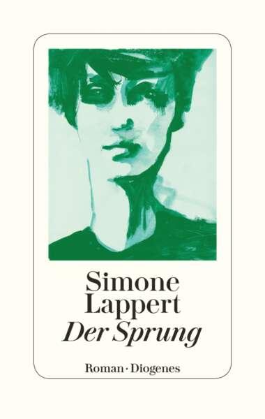 """Simone Lappert veröffentlicht ihren zweiten Roman """"Der Sprung""""."""