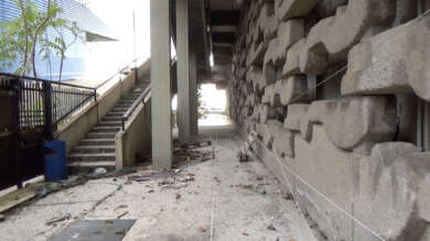 Eric Hattans Videokunst entdeckt vergessene Orte in der unmittelbaren Umgebung
