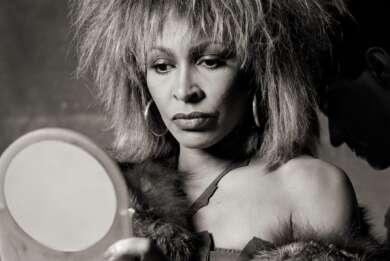 Tina Turner, 1983 © Norman Seeff