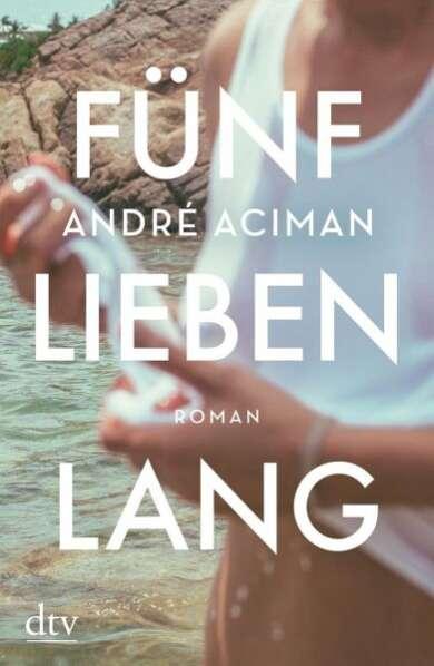 """""""Call me by your Name""""-Autor André Aciman spricht im Interview mit kulturnews über seinen neuen Roman """"Fünf Lieben lang""""."""