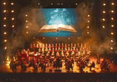"""Es ist ein musikalischer Abend aus der Hogwarts-Schule: Das Ensemble der Cinema Festival Symphonics kommt mit """"The Music of Harry Potter"""" auf Deutschland-Tour."""