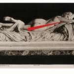 """Die Ausstellung """"Sleeping with a Vengeance"""" eröffnet in Stuttgart."""
