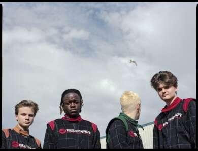 Black Midi gelten – nicht zuletzt wegen ihrer Live-Shows – als spannendste Band der Stunde.