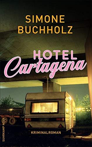 """Simone Buchholz veröffenlicht """"Hotel Cartagena""""."""