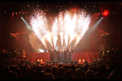 Gregorian Live-Show