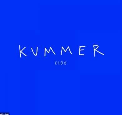 """Kummer veröffentlicht seine neue SIngle """"Wie viel ist dein Outfit wert?"""". Das neue Album """"Kiox"""" erscheint am 11. 10."""