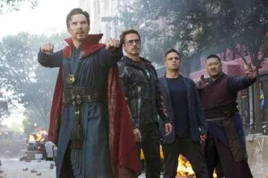 """Der """"Doctor Strange""""-Star Benedict Cumberbatch stimmt in einem Interview der Marvelkritik von Martin Scorsese und Francis Ford Coppola zu. Jetzt kommt """"Doctor Strange 2"""" in die Kinos."""