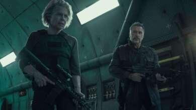 Terminator Dark Fate startet morgen in den Kinos.