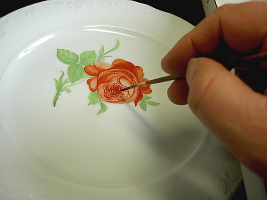 Porzellanmaler