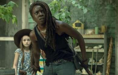 The Walking Dead_Silence_© 2019 AMC Film Holdings LLC. All Rights