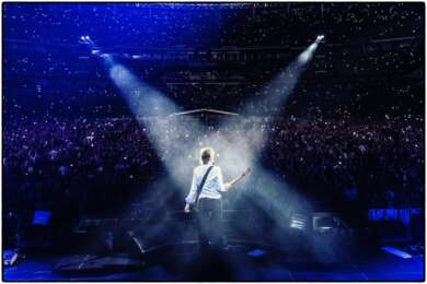 Paul McCartney kündigt neue Tourtermine an.