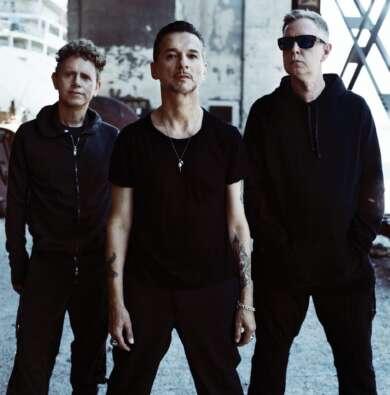 Doku über Depeche Mode startet im Kino