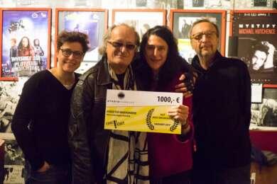Preisträgerin Angela Christlieb Unerhört! Musikfilmfestival Hamburg