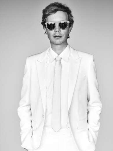 """Beck veröffentlicht seine neue EP """"Paisley Park Sessions""""."""
