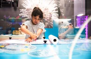 Vier Veranstaltungen für Kinder, die im Winter lohnenswert sind.