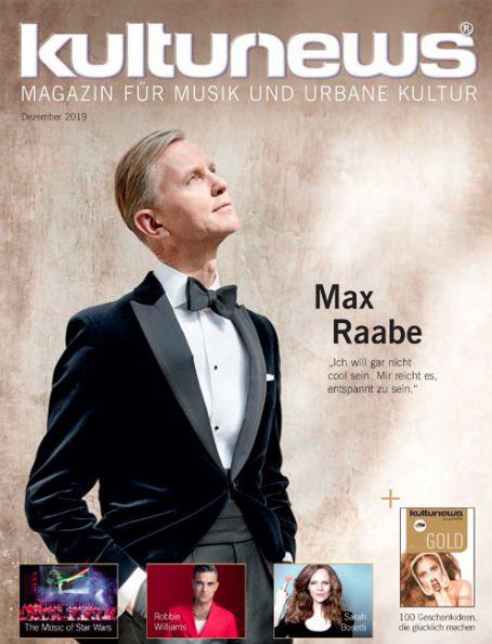 SOUND OF KULTURNEWS: Die Playlist zum Heft im Dezember.