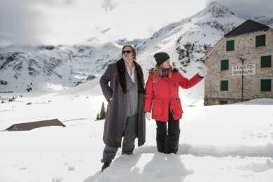 Der Pass: Alpenthriller mit Julia Jentsch im ZDF