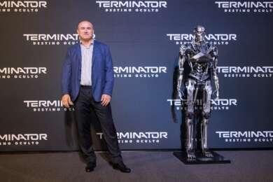 Tim Miller, Terminator: Dark Fate