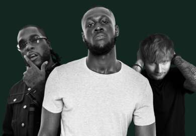 """Stormzy veröffentlicht neue Single """"Own it"""" ft. Ed Sheeran und Burna Boy."""