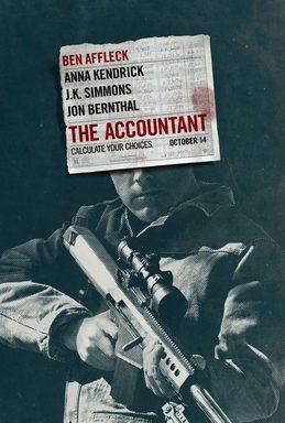 """Drei Jahre nach dem Kinoerfolg von """"The Accountant"""" schürt Hauptdarsteller Ben Affeck die Hoffnung auf eine Fortsetzung des Thrillers."""