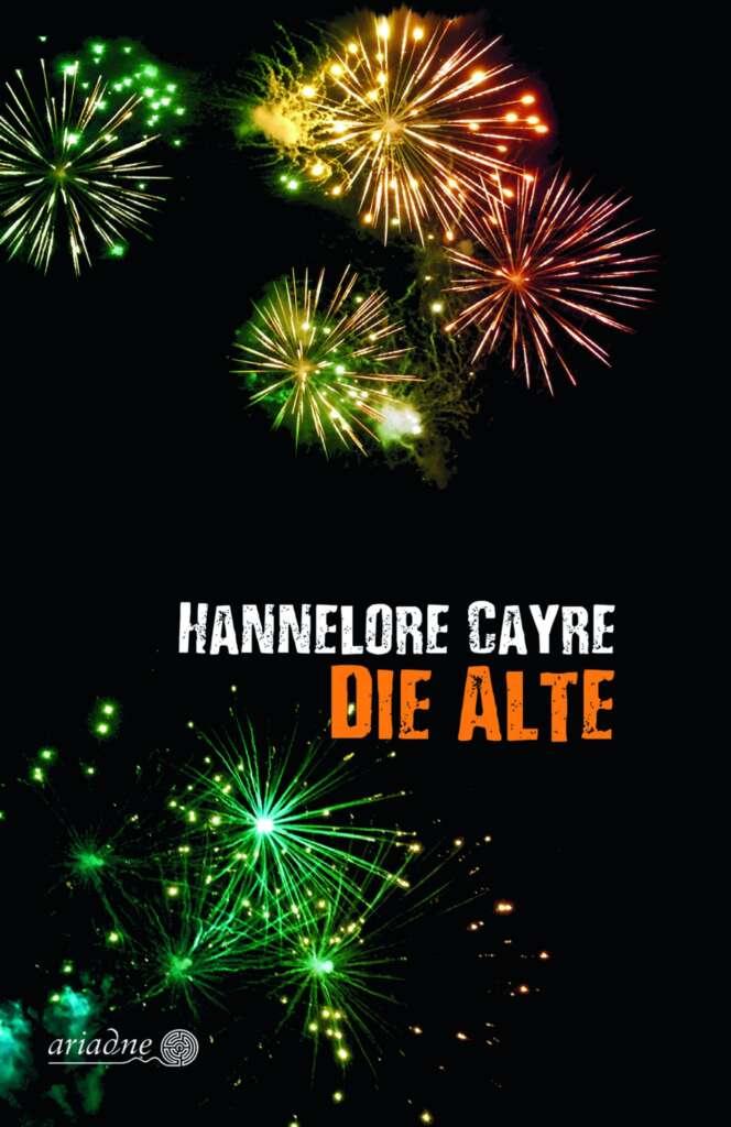 Hannelore Cayre: Die Alte, Cover