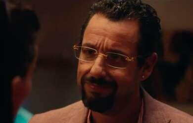 """Adam Sandler in """"Uncut Gems"""" – dem Film, der die Independent Spirit Awards dieses Jahr dominierte"""