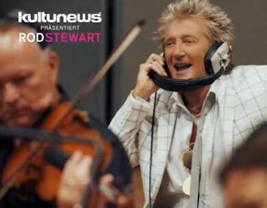 """Rod Stewart - """"You're In My Heart"""""""