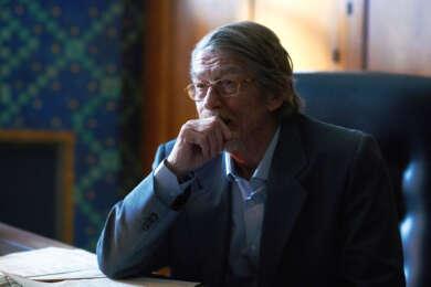 Trailer zum letzten Film mit John Hurt