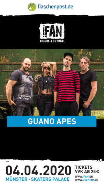 iFan Musik Festival Guano Apes