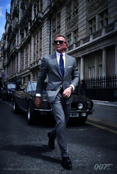 """James Bond: Der erste Trailer zum neuen Film """"Keine Zeit zum Sterben"""" ist da."""
