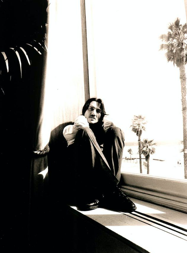 John Frusciante kehrt zu den Red Hot Chili Peppers zurück