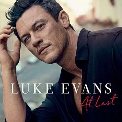 Luke Evans – At Last Albumcover