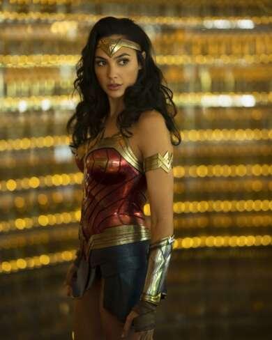 "Gal Gadot als Wonder Woman in ""Wonder Woman 1984"""