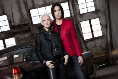 Marie Fredriksson, eine Hälfte des schwedischen Pop-Duos Roxette, ist am Montag in Folge einer langen Krankheit gestorben
