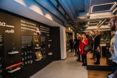 Eröffnung des Startup Museums in Vilnius