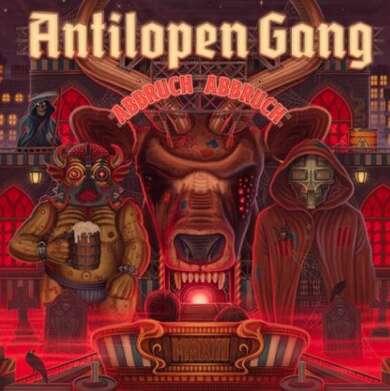 Antilopen Gang: Abbruch, Abbruch
