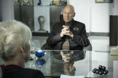 Star Trek: Picard Szenenfoto