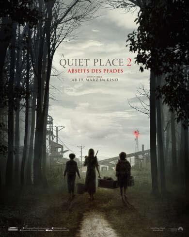 """""""A quiet Place Part II"""""""